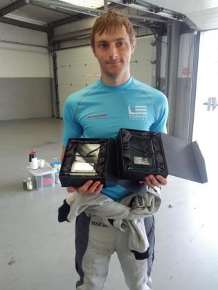 Silverstone trophies